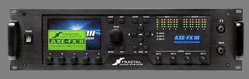 Fractal Audio Axe-Fx II Preset Banks A/B/C Update